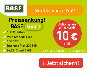 BASE smart Aktionspreis ohne Handy