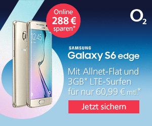 o2 Blue All-in M mit extra Ersparnis